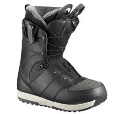 Ботинки сноубордические Salomon 18-19 Ivy Black -40,0 EUR