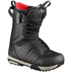 Ботинки сноубордические Salomon 18-19 Synapse Wide JP Black-42,0 EUR