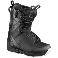 Ботинки сноубордические Salomon 19-20 Malamute Black-43,5 EUR
