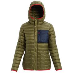 Куртка пуховая Burton 19-20 W Evrgrn Dwn Hd Ins Mrtini/Drsblu-S