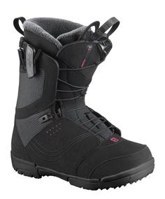 Ботинки сноубордические Salomon 19-20 Pearl Black-40,0 EUR