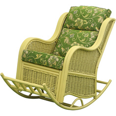 Кресло качалка Rattan grand