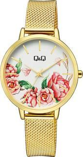 Японские женские часы в коллекции Casual Женские часы Q&Q QZ67J021Y