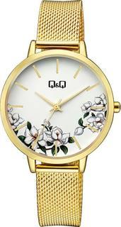 Японские женские часы в коллекции Casual Женские часы Q&Q QZ67J001Y