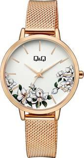 Японские женские часы в коллекции Casual Женские часы Q&Q QZ67J011Y