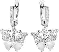 Серебряные серьги Серьги Sandara IME9135