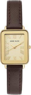 Женские часы в коллекции Leather Женские часы Anne Klein 3828CHBN