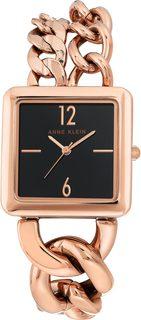 Женские часы в коллекции Metals Женские часы Anne Klein 3804BKRG