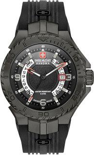 Швейцарские мужские часы в коллекции Aqua Мужские часы Swiss Military Hanowa 06-4327.13.007.07