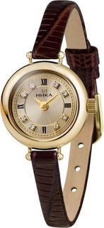Золотые женские часы в коллекции Viva Женские часы Ника 0362.0.3.47H Nika