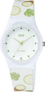 Японские женские часы в коллекции Casual Женские часы Q&Q VQ86J061Y