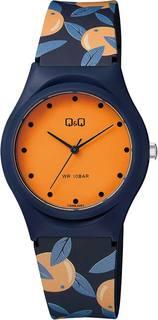 Японские женские часы в коллекции Casual Женские часы Q&Q VQ86J062Y