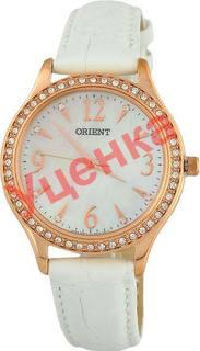 Японские женские часы в коллекции Dressy Женские часы Orient QC10005W-ucenka