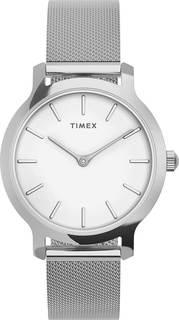 Женские часы в коллекции Transcend Женские часы Timex TW2U86700