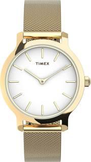 Женские часы в коллекции Transcend Женские часы Timex TW2U86800