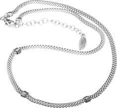 Серебряные колье Колье Madde ICh909Nwb-0417