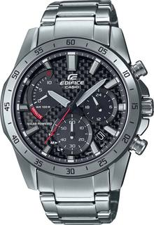 Японские мужские часы в коллекции Edifice Мужские часы Casio EFS-S580D-1AVUEF