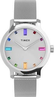 Женские часы в коллекции Transcend Женские часы Timex TW2U92900