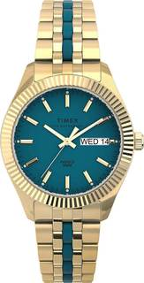 Женские часы в коллекции Waterbury Женские часы Timex TW2U82600