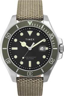 Мужские часы в коллекции Harborside Мужские часы Timex TW2U81800