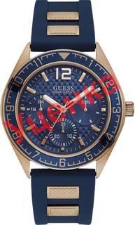 Мужские часы в коллекции Dress Steel Мужские часы Guess W1167G3-ucenka