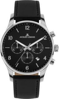 Мужские часы в коллекции Classic Мужские часы Jacques Lemans 1-2126A