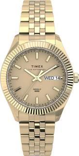 Женские часы в коллекции Waterbury Женские часы Timex TW2U78500