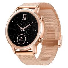 """Смарт-часы Honor Watch Magic 2 HBE-B39, 42мм, 1.2"""", розовое золото / розовое золото [55026772-001]"""