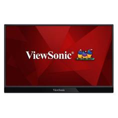 """Монитор VIEWSONIC VG1655 16"""", черный и темно-серый [vs18172]"""