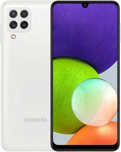 Мобильный телефон Samsung Galaxy A22 4/128GB (белый)