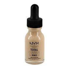Основа тональная для лица NYX PROFESSIONAL MAKEUP TOTAL CONTROL DROP FOUNDATION тон 05 light