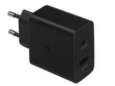 Зарядное устройство Samsung Delivery USB Type-A - USB Type-C EP-TA220NBEGRU