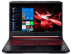 Ноутбук Acer Nitro AN515-54-75NV NH.Q96ER.00X (Intel Core i7-9750H 2.6 GHz/12288Mb/1Tb SSD/nVidia GeForce RTX 2060 6144Mb/Wi-Fi/Bluetooth/Cam/15.6/1920x1080/Windows 10 Home 64-bit)
