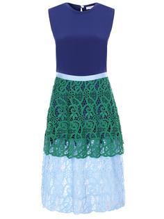 Платье гипюровое Vionnet