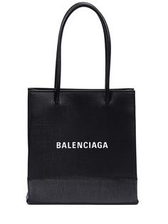 Сумка кожаная Shopping XXS Balenciaga