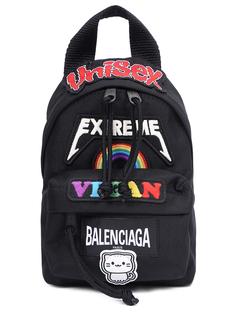 Рюкзак Oversized Mini текстильный Balenciaga