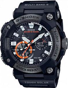 Японские наручные мужские часы Casio GWF-A1000XC-1AER. Коллекция G-Shock