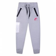 Подростковые брюки Air Big Kids (Girls) French Terry Pants Nike