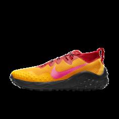 Мужские кроссовки для трейлраннинга Nike Wildhorse 7 - Желтый