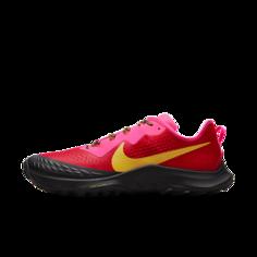 Мужские кроссовки для трейлраннинга Nike Air Zoom Terra Kiger 7 - Красный