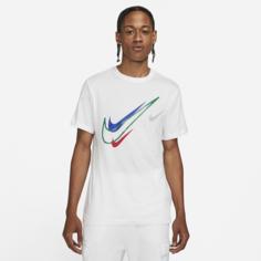 Мужская футболка Nike Sportswear - Белый