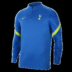 Мужская предматчевая футболка для футбольного тренинга Tottenham Hotspur Strike - Синий Nike