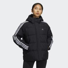 Пуховик 3-Stripes Puffy adidas Sportswear
