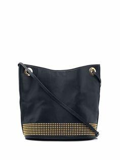 Yves Saint Laurent Pre-Owned сумка на плечо 1980-х годов с заклепками