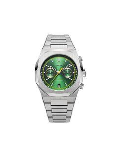D1 Milano наручные часы Noble Chronograph 41.5 мм