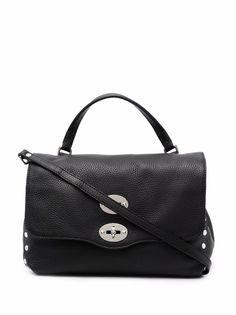 Zanellato сумка-тоут с заклепками