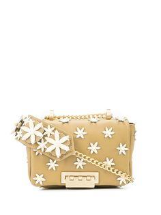 Zac Zac Posen сумка на плечо Earthette с цветочной аппликацией