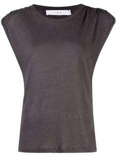 IRO футболка без рукавов