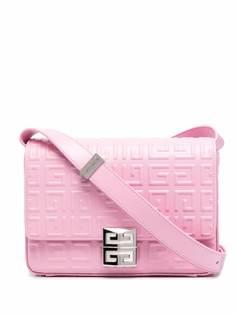 Givenchy сумка через плечо с тиснением 4G