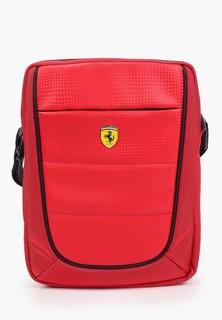 Сумка Ferrari Scuderia Bag Nylon/PU Red